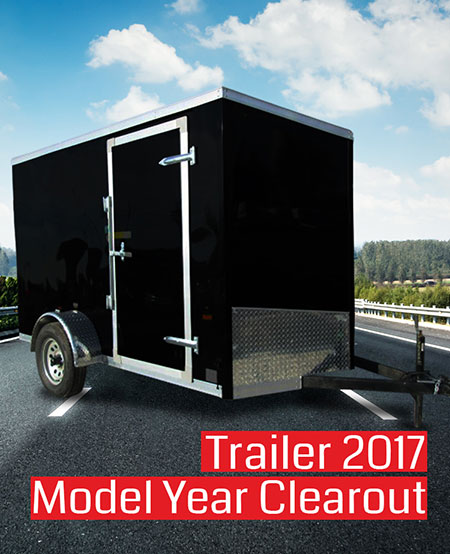 Trailer for sale Ontario